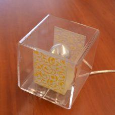 Lampa de masa Flavia Tavolo Damasco Oro