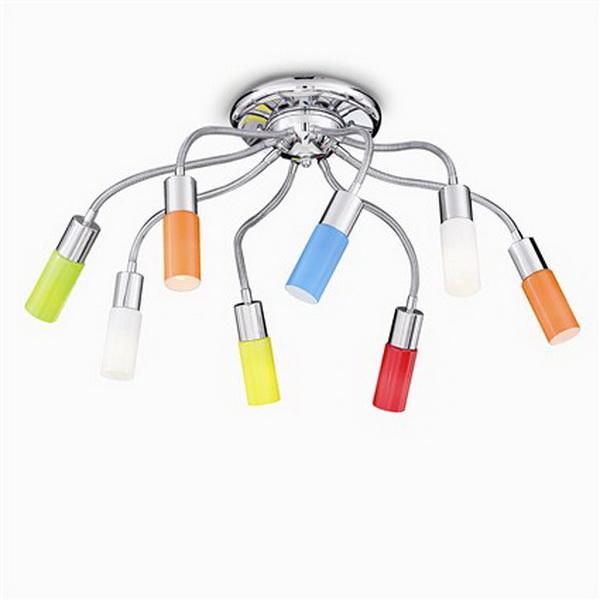 Plafoniera de interior Ecoflex PL8 Color