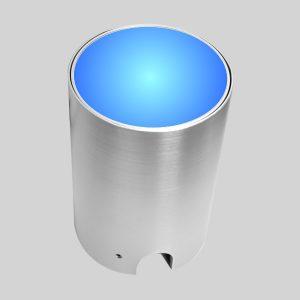 Set 10 incastrabile de exterior LEDIN 101 BL