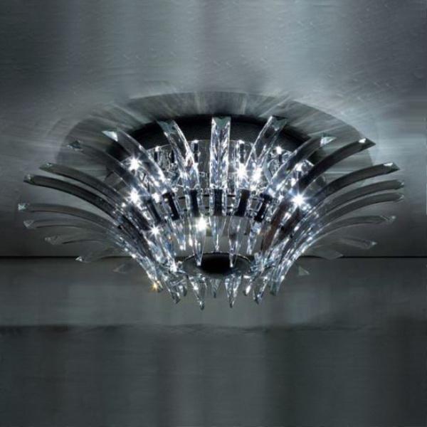 Plafoniera de Kristal 12C