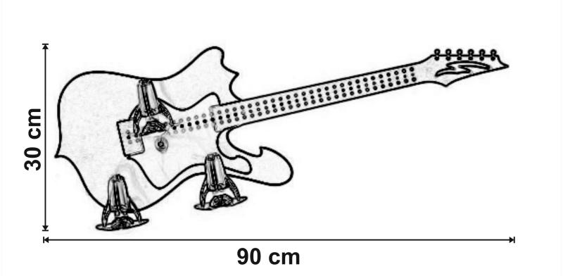 fisa tehnica pentru Aplica de interior Musical