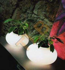 Lampa de masa Flower Pot