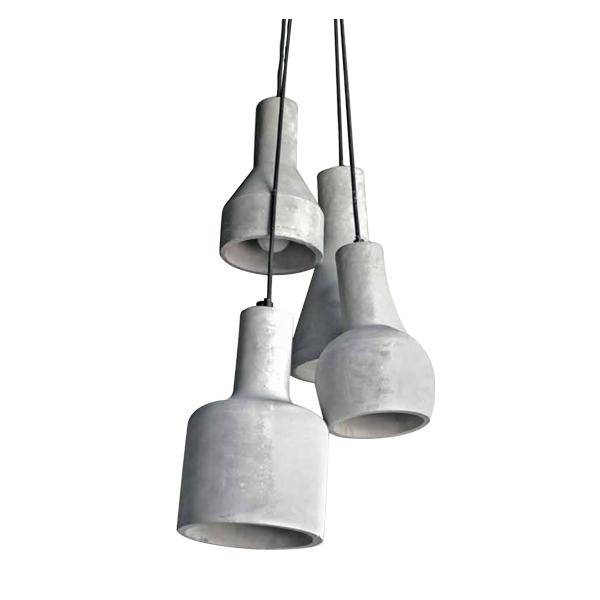 Lustra de interior Grey