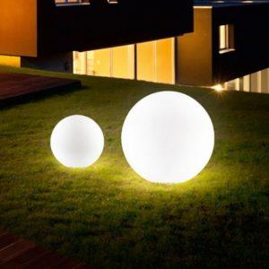 sfera pentru gradina