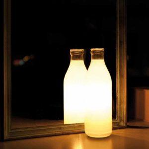 lampa de masa un litro