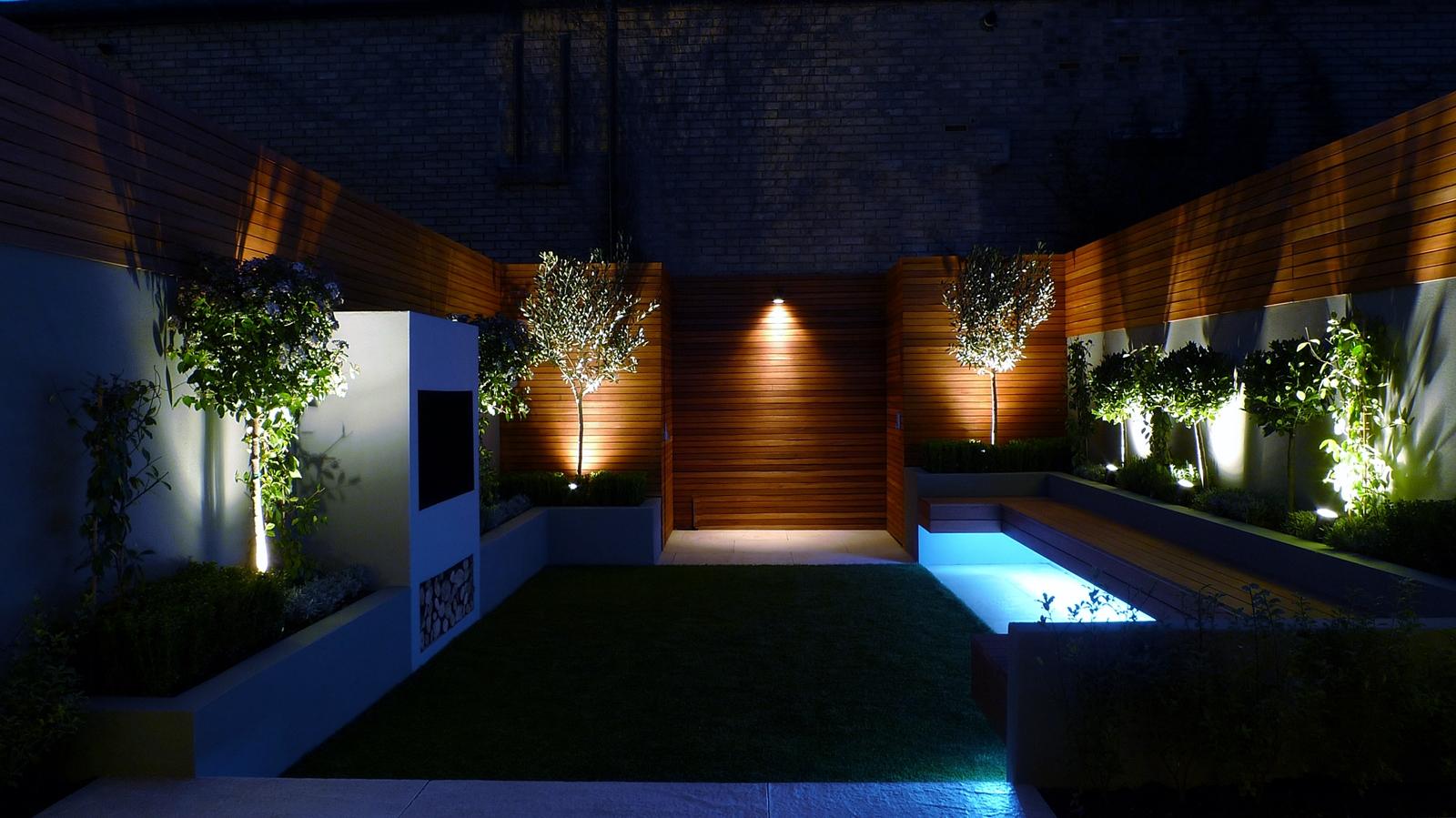 corpuri de iluminat pentru grădină