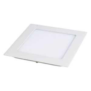 Panou LED 12W lumina calda
