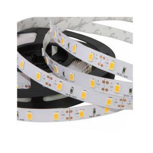Banda LED 5630 60 SMD lumina alba