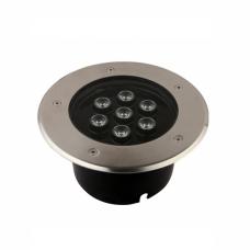 Incastrabil de exterior LED 12W lumina calda