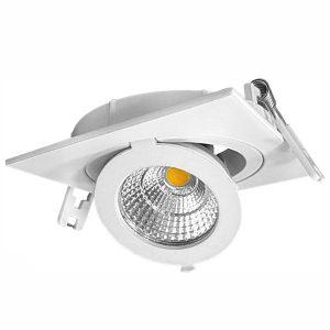 Spot LED COB 12W lumina calda