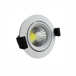 Spot LED COB 8W lumina calda