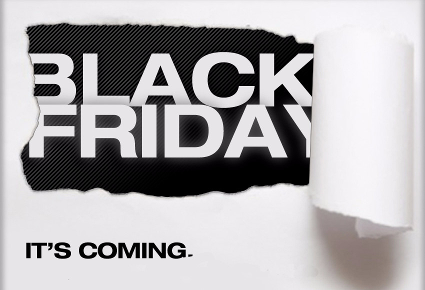 black friday la corpuri de iluminat