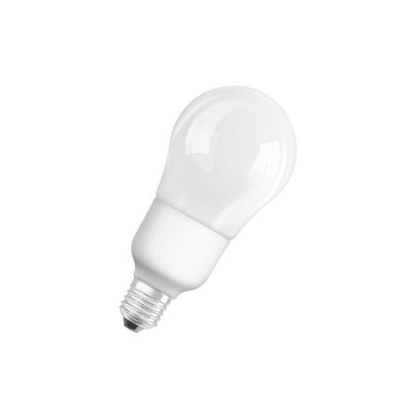 Bec fluorescent Osram E27 16w