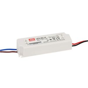 Alimentator 12vcc 20W IP67 Mean Well