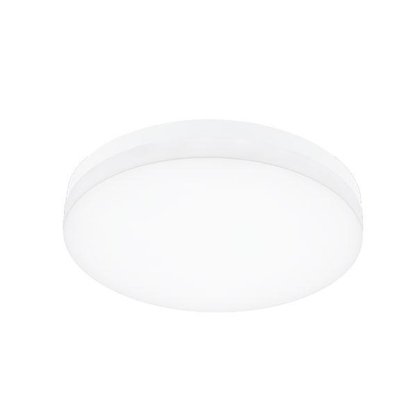 Plafoniera LED inteligenta alba Sortino S M