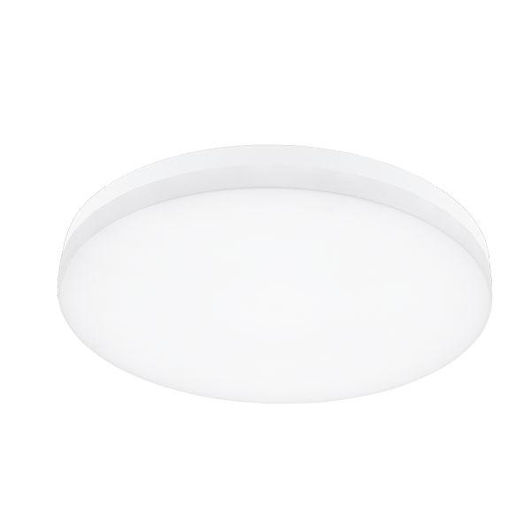 Plafoniera LED inteligenta alba Sortino S