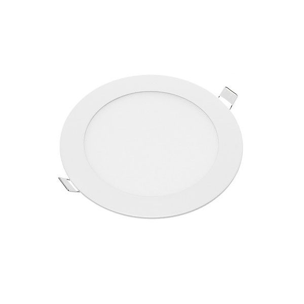 Panou rotund LED 12W lumina naturala
