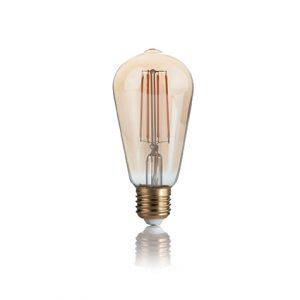 Bec LED Vintage 4W lumina calda