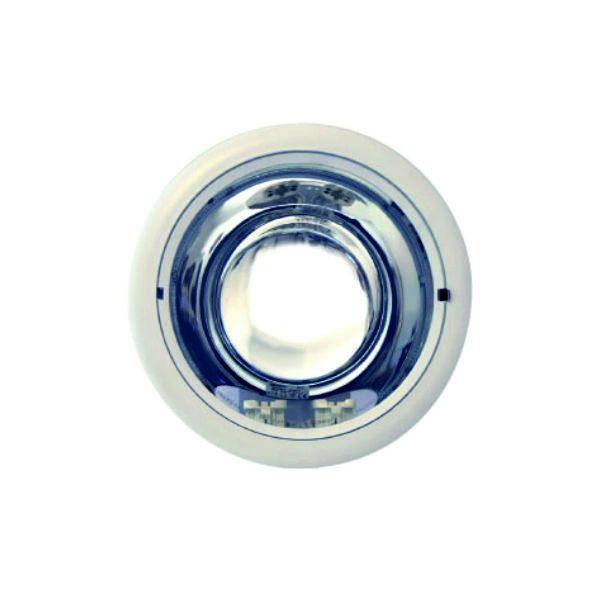 Corp de iluminat incastrabil Circle White