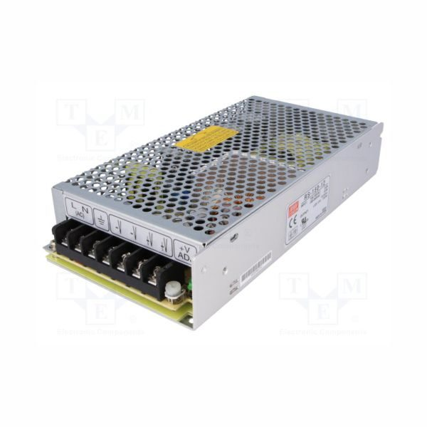 Alimentator 12Vcc 150W Mean Well